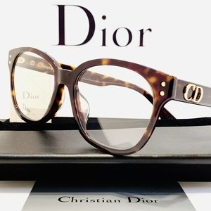 "Dior ""DiorCD1F"" Style Eyeglasses Frame"